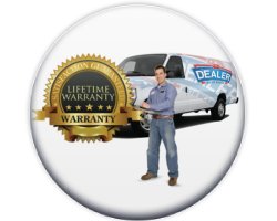 Auto Glass Lifetime Warranty